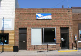 US Post Office, Henning Minnesota
