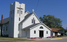 Good Shepherd Lutheran Church, Henning Minnesota