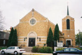 Immaculate Conception Catholic Church, Hibbing Minnesota