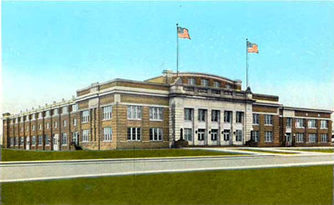 Recreation building, Hibbing Minnesota, 1920