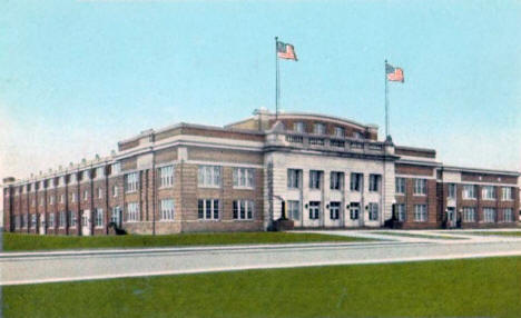 Recreation Building, Hibbing Minnesota, 1920's