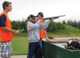 Marksmanship Center, Hibbing Minnesota