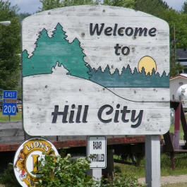 Welcome to Hill City Minnesota!