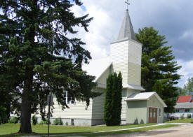 St. John's Catholic Church, Hill City Minnesota