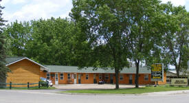 Whitetail Inn Motel, Hill City Minnesota