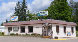 Hill Lake Cafe, Hill City Minnesota