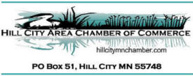 Hill City Chamber of Commerce, Hill City Minnesota
