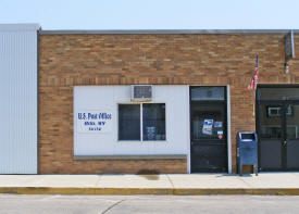 US Post Office, Hills Minnesota