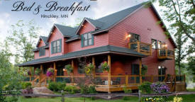 Woodland Trails Bed & Breakfast, Hinckley Minnesota