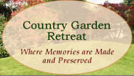Country Garden Retreat, Hinckley MN