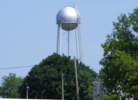 Water Tower, Hitterdal Minnesota, 2008