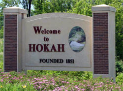 Welcome tp Hokah Minnesota!