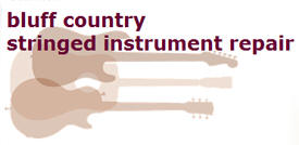 Bluff Country Stringed Instrument Repair, Houston Minnesota