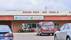 Mesaba Drug & Ben Franklin, Hoyt Lakes Minnesota