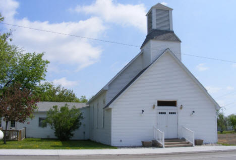 Humboldt United Methodist Church, Humboldt Minnesota, 2008