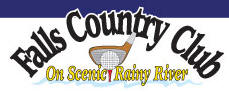 Falls Country Club logo