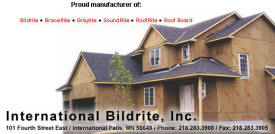 International Bildrite, International Falls Minnesota