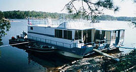 Northernaire Houseboats of Rainy Lake