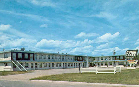 International Motor Lodge, International Falls Minnesota, 1962