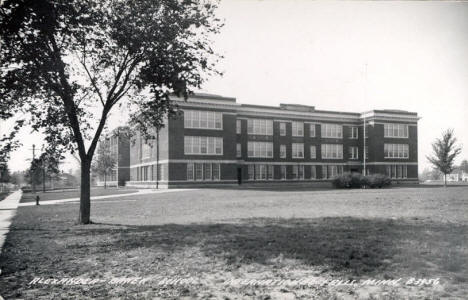 Alexander Baker School, International Falls Minnesota, 1930's