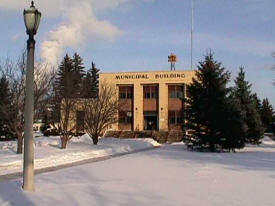 International Falls City Hall