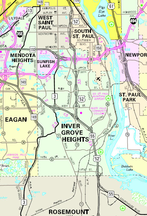 Guide To Inver Grove Heights Minnesota