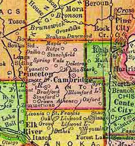 Isanti County Minnesota Guideisanti county