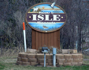 Welcome to Isle Minnesota!