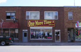 One More Time Store, Isle Minnesota