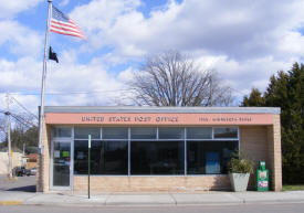 US Post Office, Isle Minnesota