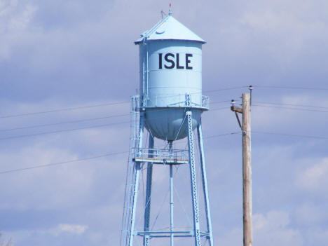 Water Tower, Isle Minnesota, 2009
