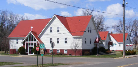 Isle Baptist Church, Isle Minnesota, 2009