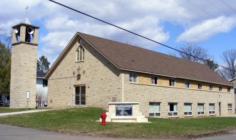 Trinity Lutheran Church, Isle Minnesota, 2009