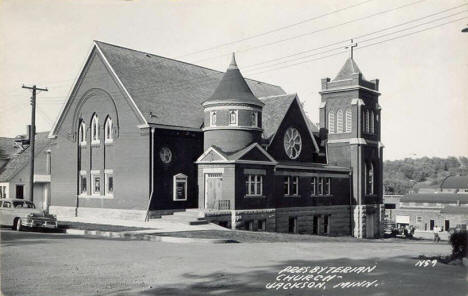 Presbyterian Church, Jackson Minnesota, 1965