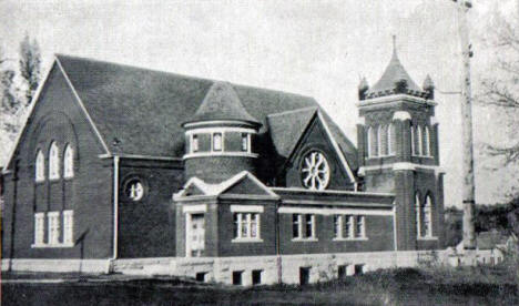 Methodist Episcopal Church, Jackson Minnesota, 1910's