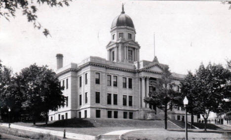 Courthouse, Jackson Minnesota, 1928