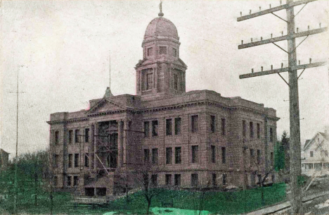 Jackson County Courthouse, Jackson Minnesota, 1908