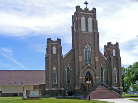 St. Ann's Catholic Church, Janesville Minnesota