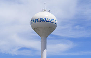 Janesville Water Tower