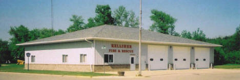 Kelliher Minnesota City Hall and Fire Department