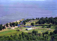 Rogers' Campground and RV Park, Kelliher Minnesota