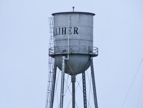 Water Tower, Kelliher Minnesota, 2009