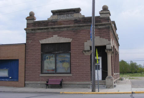 Former bank, now Kennedy City Offices, 2008