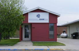 Marshall Bank, Kennedy Minnesota