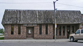 First State Bank, Kensington Minnesota
