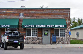 US Post Office, Kensington Minnesota