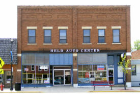 Held Auto Center, Kenyon Minnesota