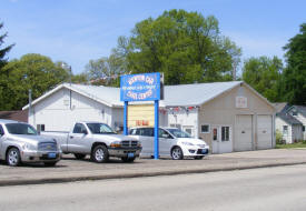 Kenyon Car Care Center, Kenyon Minnesota