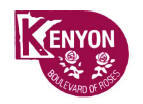 Kenyon Boulevard of Roses