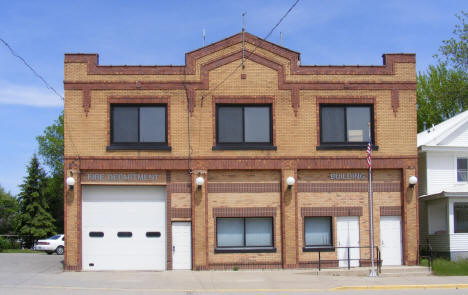 Fire Department, Kenyon Minnesota, 2010